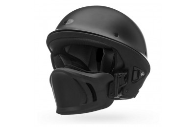 Black Friday Sale - Bell Rogue Matte Black Half Helmet - 7000801