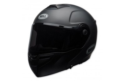 Black Friday Sale - Bell SRT Matte Black Modular Helmet - 7092437