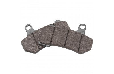 Black Friday Sale - Lyndall Brakes Xtreme Front/Rear Brake Pads - 7254-X XTREME