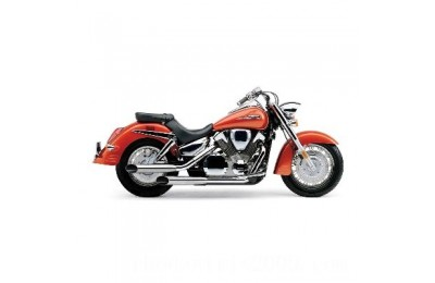 Black Friday Sale - Cobra Slashcut Chrome Slip-On Mufflers - 1179SC