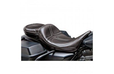 Black Friday Sale - Le Pera Maverick Stitch Daddy Long Legs 2-Up Seat - LK-957DL