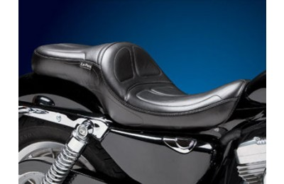 Black Friday Sale - Le Pera Maverick Stitch Seat - LC-916