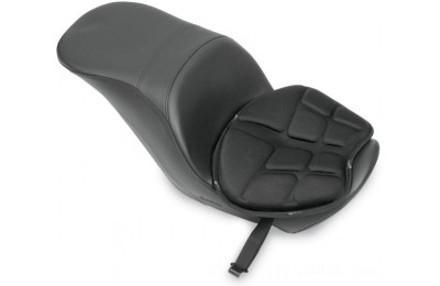 Black Friday Sale - Saddlemen XL Molded SaddleGel Seat Pads - 08100520