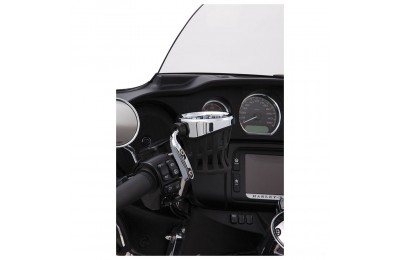 Black Friday Sale - Ciro Chrome Drink Holder With Perch Mount - 50410