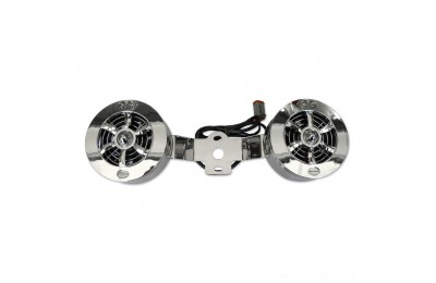 Black Friday Sale - Love Jugs Cool-Master Engine Cooling Fan Chrome - CMCR