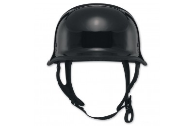 Black Friday Sale - FLY Racing Street 9MM Gloss Black Helmet - 73-8220L