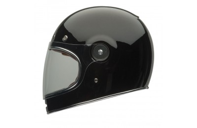 Black Friday Sale - Bell Solid Black Bullitt Full Face Helmet - 7047929
