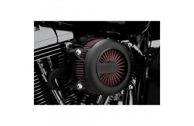Black Friday Sale - Vance & Hines VO2 Rogue Air Cleaner Kit Black - 40073