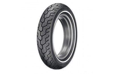 Black Friday Sale - Dunlop D402 MU85B16 Narrow Whitewall Rear Tire - 45006751