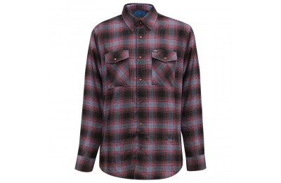 Black Friday Sale - Dixxon Men's J&P Cycles Exclusive 40th Anniversary Flannel - JP40TH-MNS-LG