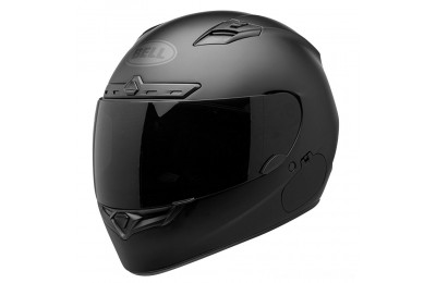 Black Friday Sale - Bell Qualifier DLX Blackout Matte Black Full Face Helmet - 7085216