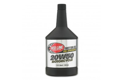 Black Friday Sale - Red Line Synthetic Motorcycle Oil - 42504
