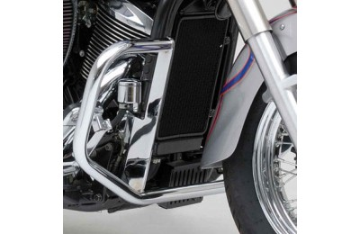 Black Friday Sale - Baron Custom Accessories Engine Guard for Kawasaki VN900 - BA-7174-00