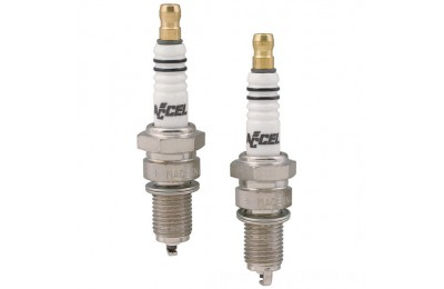 Black Friday Sale - ACCEL Platinum Y2418P Spark Plug Pair - Y2418P