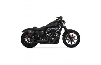 Black Friday Sale - Vance & Hines Mini Grenades Black Exhaust - 46874