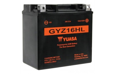 Black Friday Sale - Yuasa GYZ-Series Batteries - YUAM716GHL