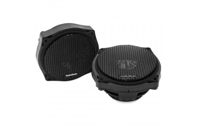 "Black Friday Sale - Rockford Fosgate Power 6.5"" Full Range Fairing Speakers - TMS6SG"