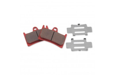 Black Friday Sale - BikeMaster Sintered Front Brake Pads With Shim - SY2073