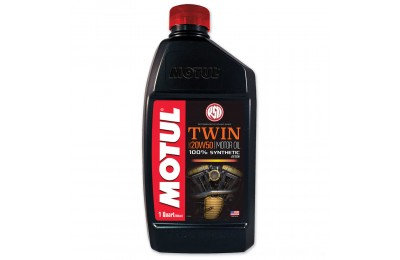 Black Friday Sale - MOTUL RSD V-Twin Synthetic 20W50 Motor Oil Quart - 108061