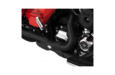 Black Friday Sale - Vance & Hines Power Duals Exhaust Black - 46871