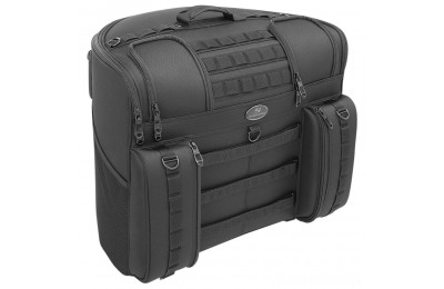Black Friday Sale - Saddlemen BR4100 Tactical Backrest Bag - EX00033A