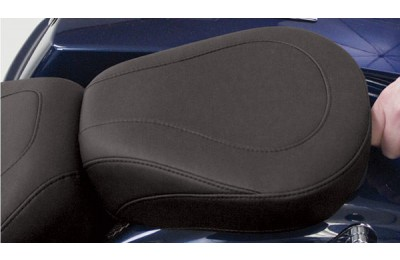 Black Friday Sale - Mustang Black Wide Tripper Passenger Seat - 76693