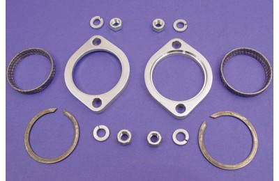 Black Friday Sale - J&P Cycles Exhaust Flange Kit