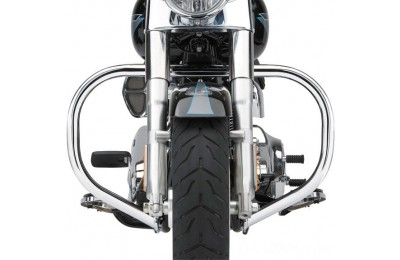 "Black Friday Sale - Cobra Standard Chrome 1-1/4"" Freeway Bars - 601-2105"
