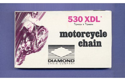 Black Friday Sale - Diamond Chain Company XDL Drive Chain - 530XDL110