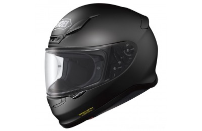 Black Friday Sale - Shoei RF-1200 Matte Black Full Face Helmet - 0109-0135-06