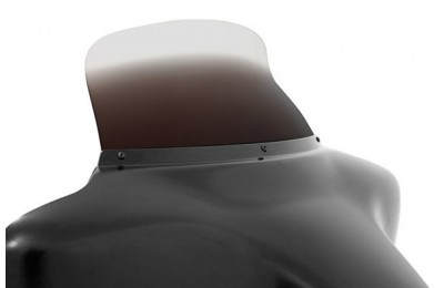 "Black Friday Sale - Memphis Shades Batwing Fairing 9"" Ghost Spoiler Windshield - MEP8568"