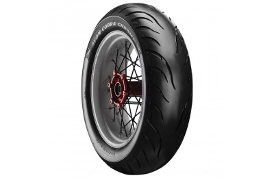 Black Friday Sale - Avon AV92 Cobra Chrome MT90B16 Rear Tire - 2120397
