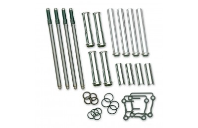 Black Friday Sale - S&S Cycle Adjustable Pushrod Complete Kit - 93-5095