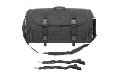 Black Friday Sale - Saddlemen TR3300DE Tactical Deluxe Rack Bag - EX000043A