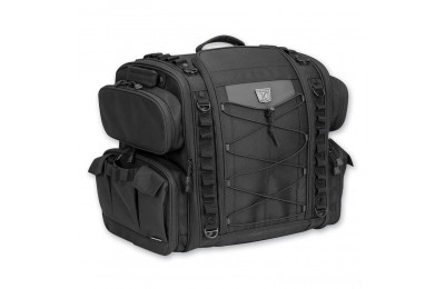 Black Friday Sale - Kuryakyn Momentum Road Warrior Bag - 5284