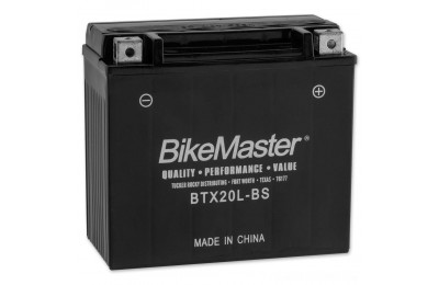 Black Friday Sale - BikeMaster Maintenance Free Battery - BTX20L-BS