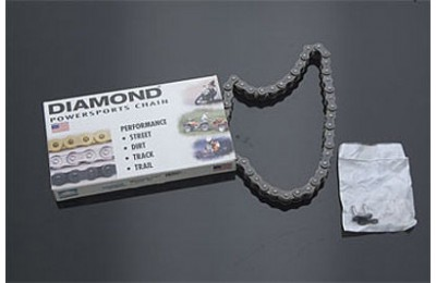 Black Friday Sale - Diamond Chain Company 530STD Quality Heavy-Duty Chain - 530120
