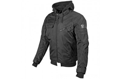 Black Friday Sale - Speed and Strength Off the Chain Men's Stealth Textile Jacket - 877813