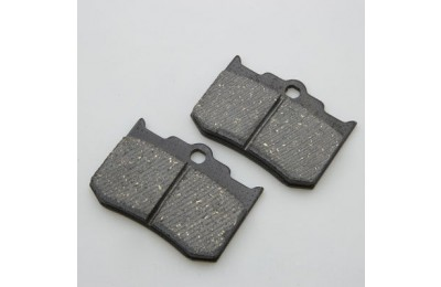 Black Friday Sale - EBC Organic Brake Pads for Performance Machine - 0052-1602ED