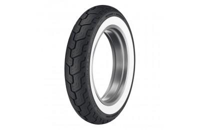 Black Friday Sale - Dunlop D402 MU85B16 Wide Whitewall Rear Tire - 45006074