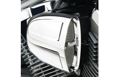 Black Friday Sale - Cobra PowrFlo Air Cleaner System Chrome - 606-0102