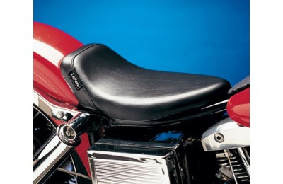 Black Friday Sale - Le Pera Bare Bones Solo Seat with Biker Gel - LGN-002