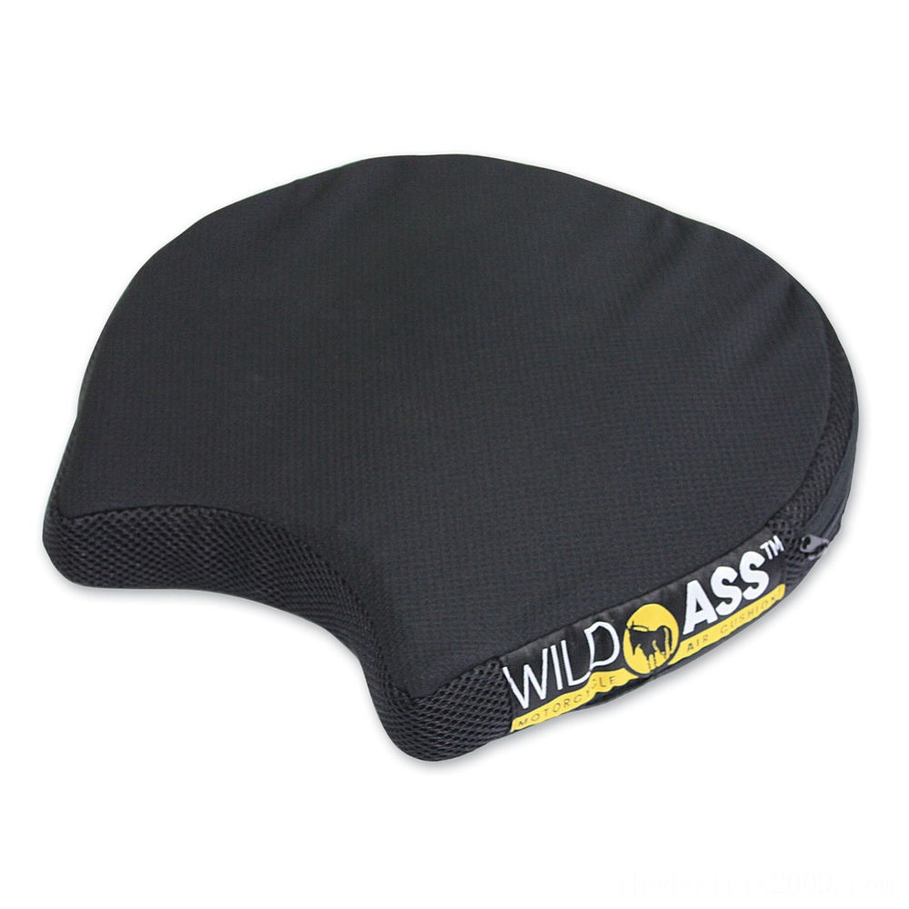 Black Friday Sale - Wild Ass Smart Design Lite Air Cushion Seat Pad - POLY-SMART