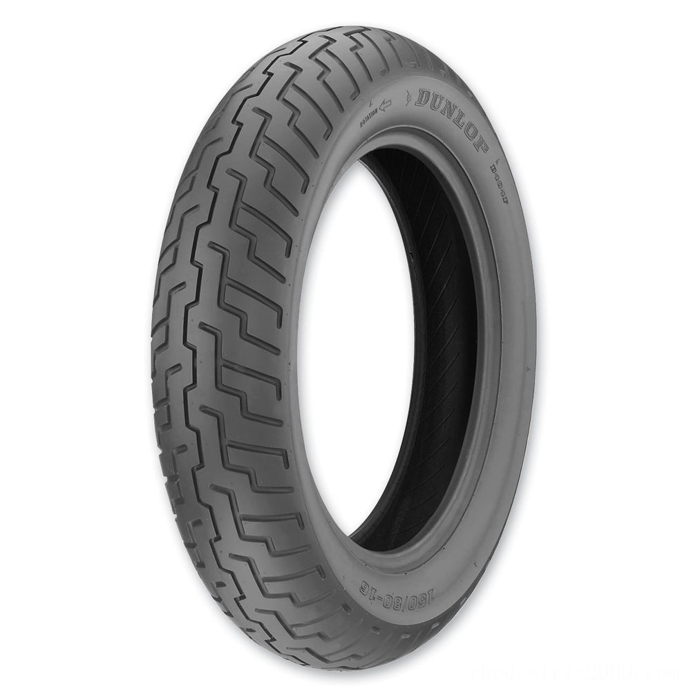 Black Friday Sale - Dunlop D404 110/90-18 Front Tire - 45605475