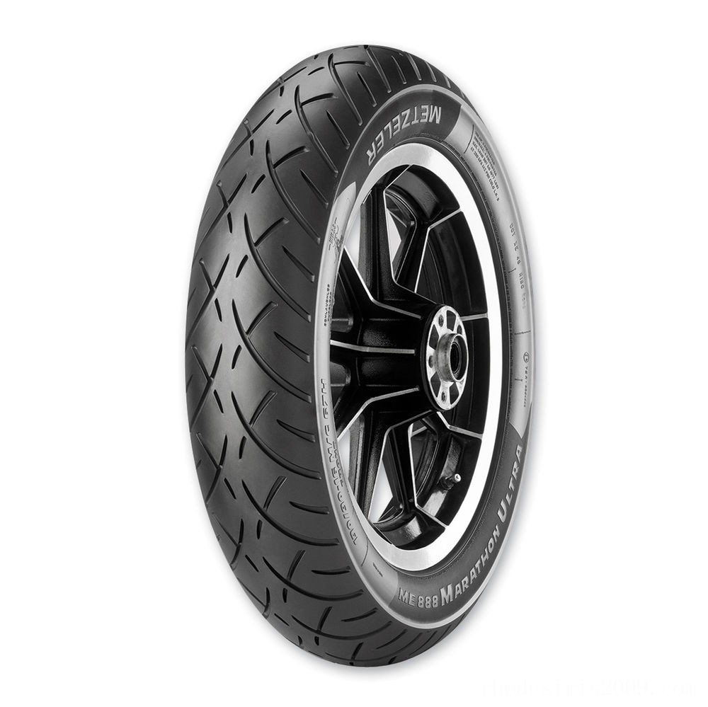 Black Friday Sale - Metzeler ME888 Marathon Ultra MT90B16 Front Tire - 2318100