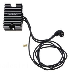 Black Friday Sale - Cycle Electric Electronic Voltage Regulator Black - CE-320