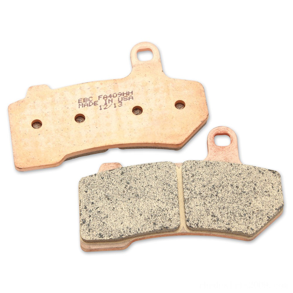 Black Friday Sale - EBC Double-H Sintered Front/Rear Brake Pads - FA409HH