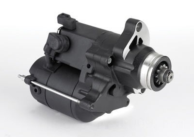 Black Friday Sale - ALL BALLS Racing High Performance 1.4kW Starter Black - 80-1013
