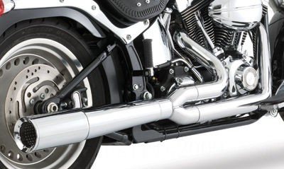 Black Friday Sale - Vance & Hines Pro Pipe Chrome Exhaust - 17547