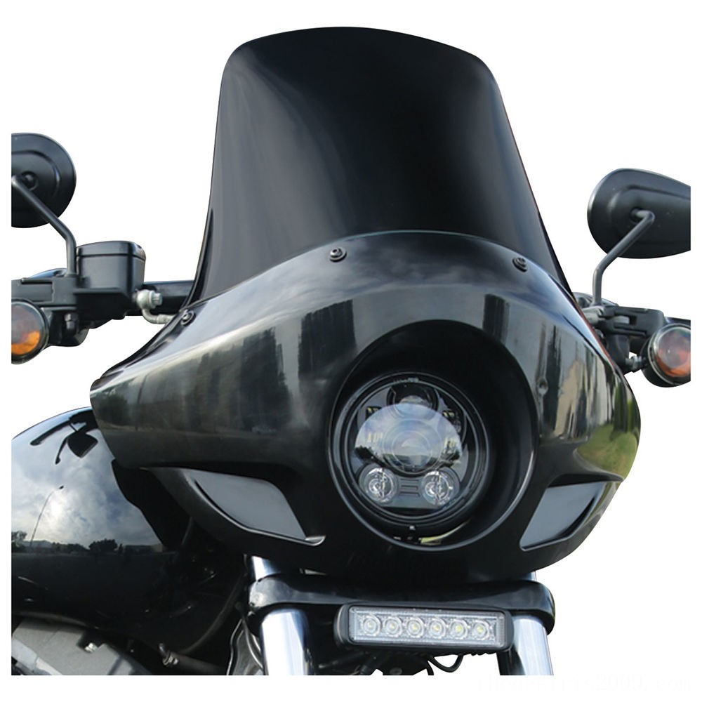 "Black Friday Sale - Burly Brand 17"" Tall Touring Sport Fairing - B10-2001"